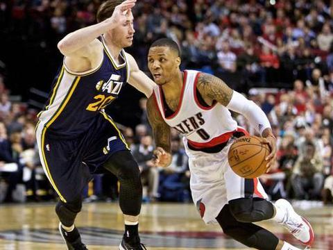 「NBA」赛事前瞻:犹他爵士VS波特兰开拓者,开拓者趁热打铁