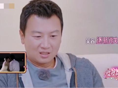 侯佩岑拍戏与周渝民热吻,老公黄柏俊看完直跺脚!网友:好尬