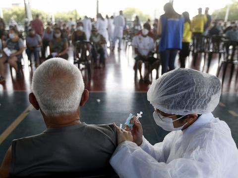 巴西检出110种国内传播的变异新冠病毒毒株