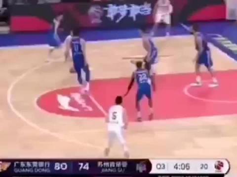 CBA最强00后——徐杰,职业生涯两年坐拥两座总冠军奖杯!