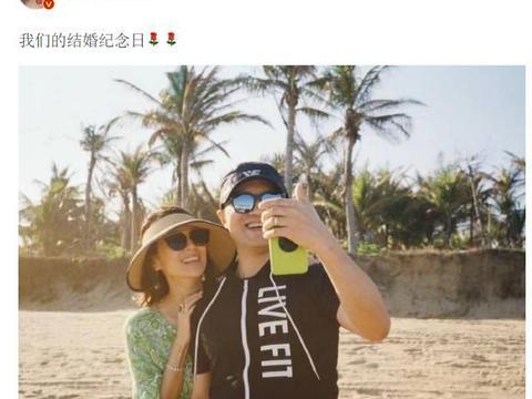 章子怡汪峰结婚6周年,继女为其拍合照,章子怡对她的称呼暴露关系