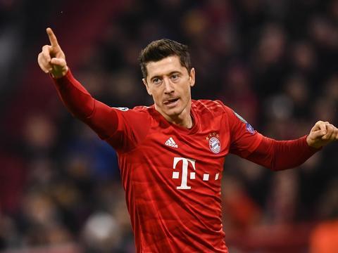 莱万:拜仁是非常适合我的俱乐部 在这里效力每年要赢得一些东西