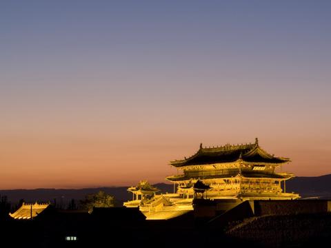 """河北一座被""""遗忘""""的古城,人少景美,距北京只有3小时车程"""