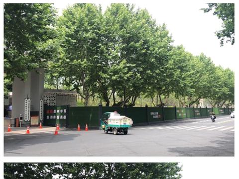 实探吴越国王陵考古遗址公园:封闭已超一年