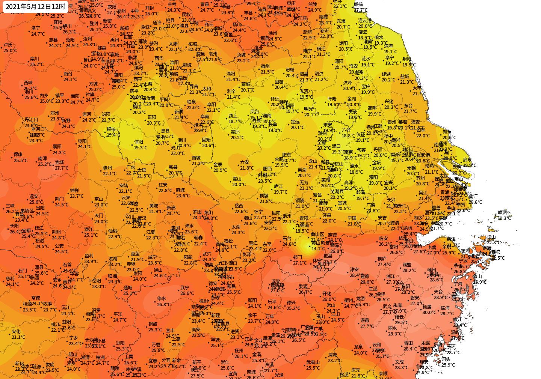 新一轮大范围高温酝酿,超算:南方都得热局部破纪录