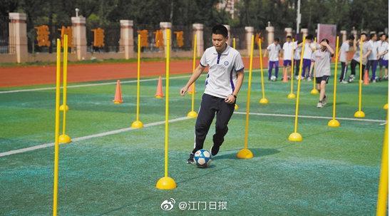 """分值、考试项目增加,江门市中考体育又有""""新动作"""""""