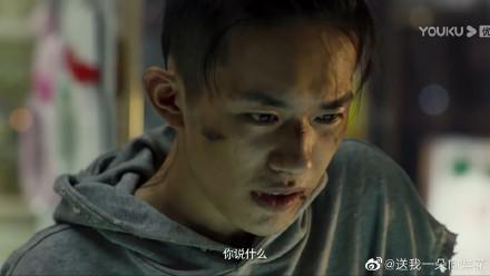 少年的你如此帅气,易烊千玺&刘北山,这没看过的镜头也太帅了吧