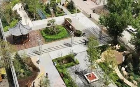 """辽宁""""棚户区""""摇身一变成新公园,总投资208万元,已建成使用"""