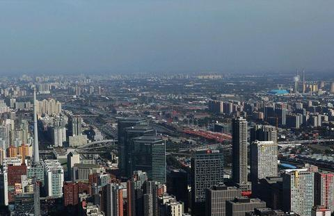 """北京、上海、广州和深圳,常被称为""""北上广深"""",是按顺序的吗?"""