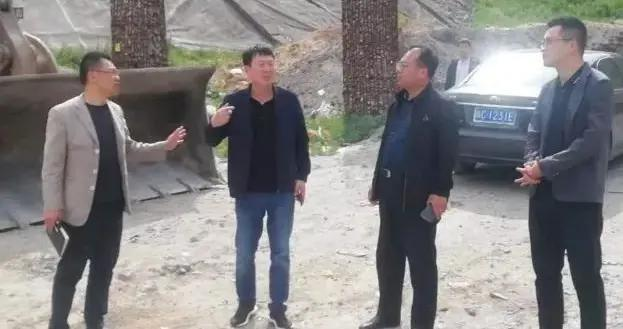 太白县副县长检查生态环境保护工作