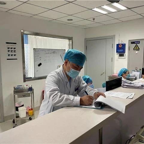 【国际护士节】男护士刘凯龙:用心履行职责
