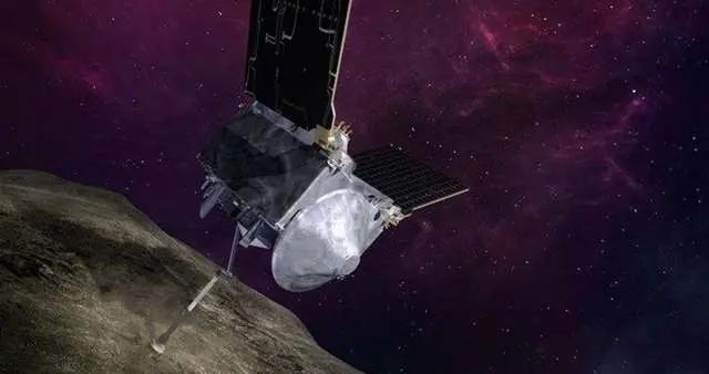 NASA小行星探测器启程返航 样本仓泄漏还需绕太阳两圈