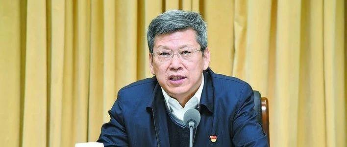 孟宪东任内蒙古自治区党委常委