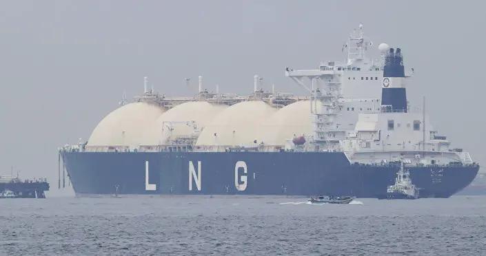 美能源部:美国液化天然气三月出口量创下最高纪录