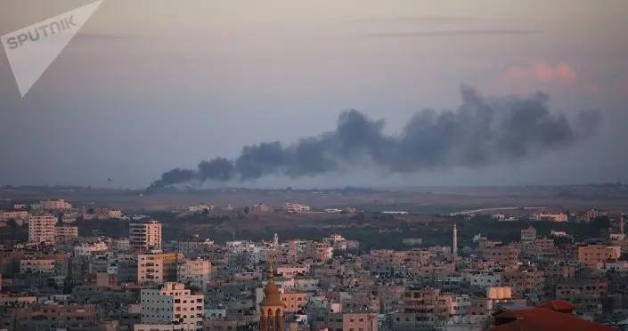 加沙地带武装人员已向以色列方向发射约630枚火箭弹