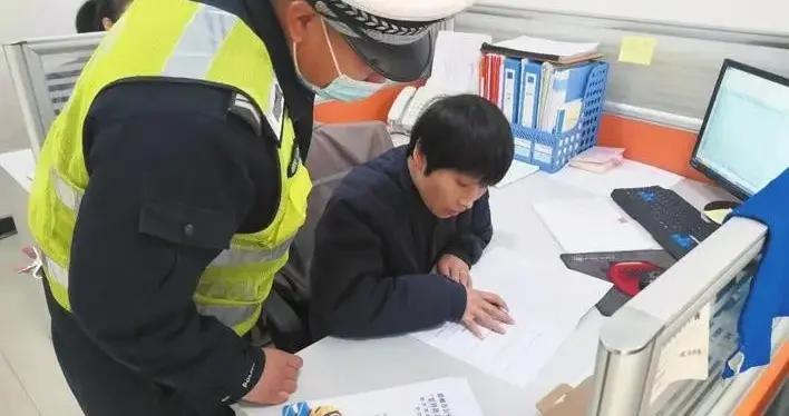 邯郸市交巡警支队开展群众满意度调查问卷投入五万份 梳理出120余条意见和建议