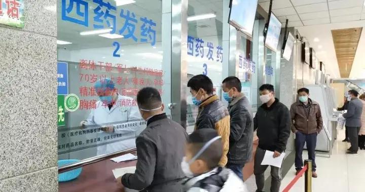 宁夏两医院发布消息:提前实名制分时段预约就诊