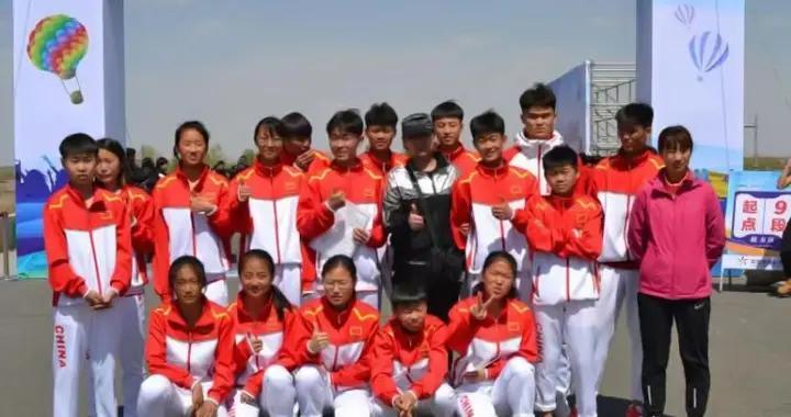 扎鲁特旗运动健儿在通辽市科尔沁长跑大会上荣获团体第一名
