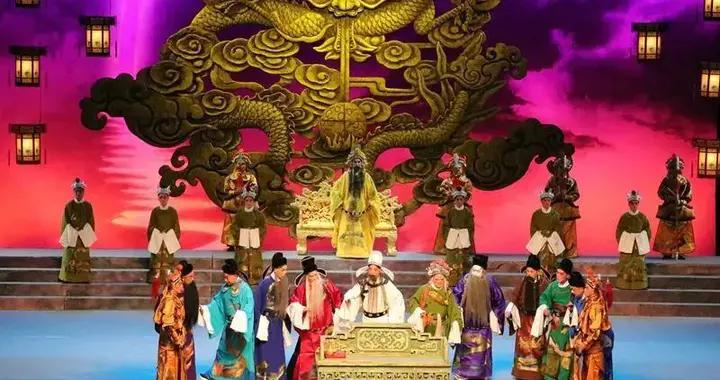 2021年中国秦腔优秀剧目会演5月15日在西安开幕