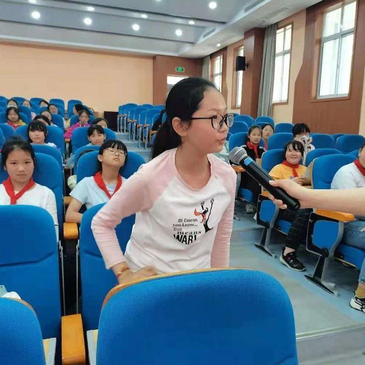 【校园新闻】揭开成长的秘密,青春期讲座走进南京市江东门小学