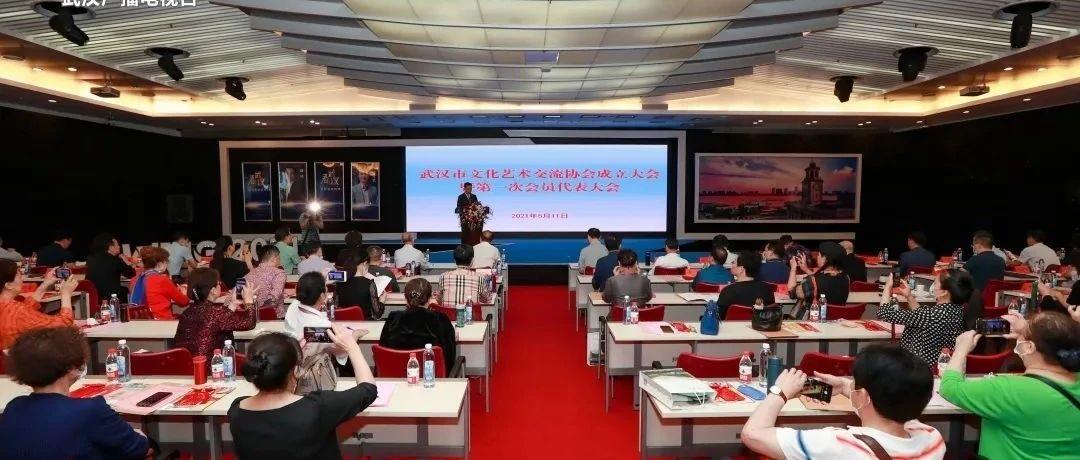 武汉市文化艺术交流协会成立