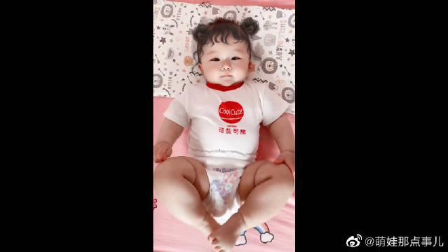人类的幼崽到底有多可爱 萌娃 @微博母婴