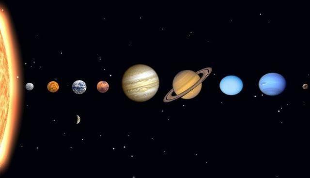 太阳系的水星,为什么这么小?原来曾遭兄弟们的轮流撞击!