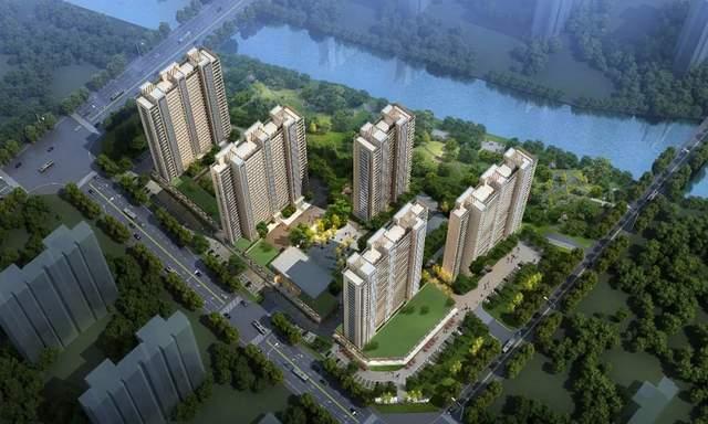 万众期待!山西建投三建集团高平和平里住宅小区项目开工奠基