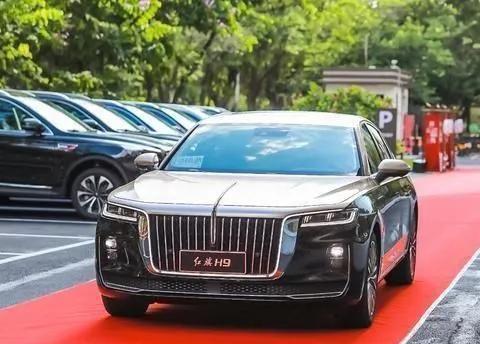 探店红旗H9,优惠一分都没有,却成最被看好的国产豪华车