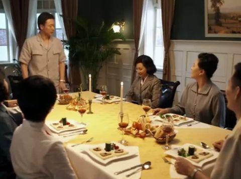 《父母爱情》中的欧阳懿两次请江德福吃西餐,背后的意义看懂了吗