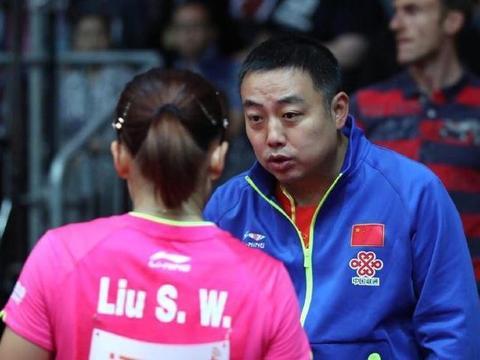 从刘国梁秦志戬李隼的话来推测,刘诗雯必将出战东京奥运女单