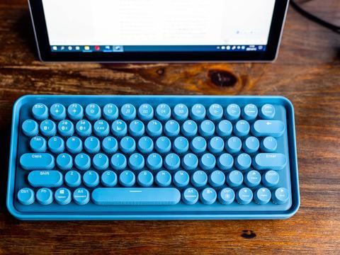 知性女无法拒绝的小清新——雷柏ralemo Pre 5 多模无线机械键盘
