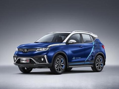 命名蓝企鹅/北极熊,东南汽车即将发布两款DX5新车