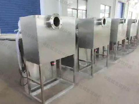油污水需要厨房无动力油水分离器
