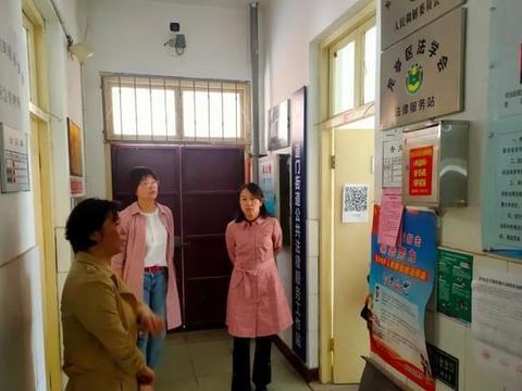 龙亭区司法局积极推进规范化星级司法所建设工作