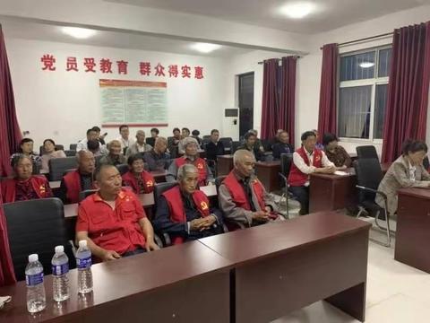"""获嘉县司法局深入农村开展""""法治夜校培训班""""活动"""