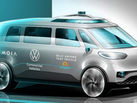 大众商用车和Argo AI开始进行自动驾驶的国际试验