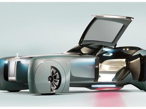 豪华品牌跟进纯电动车市场 劳斯莱斯首款EV定名 期待吗?