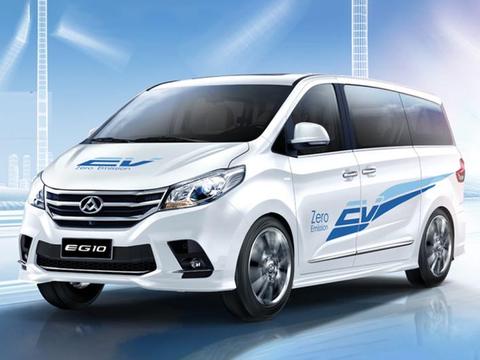 新款上汽大通MAXUS EG10正式上市 售价29.93-34.93万元