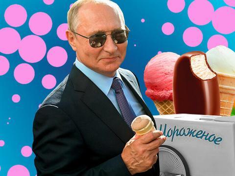 为何俄罗斯人偏爱冰淇淋?天气越冷吃得越多,零下30度正当时