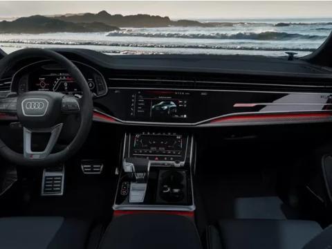 搭载兰博基尼Urus同款发动机,奥迪RS Q8即将上市