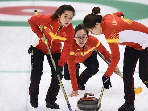 中国女子冰壶队世锦赛排第十,沈锡希领衔韩国速滑冬奥阵容