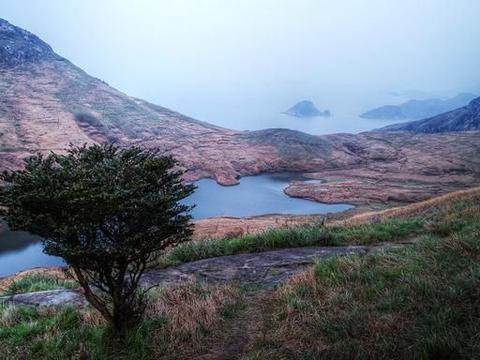 福建省宁德名副其实,这座小岛是宁德的明珠,有草原有湖泊!