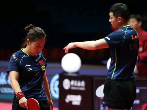 刘诗雯要学习陈梦,二次直通赛只参加一个项目,确保能夺冠