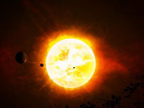 年龄堪比宇宙,但进化之路已被锁死,人类出现在太阳系是注定的
