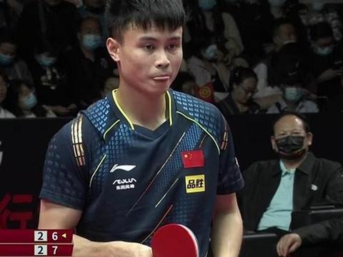 周启豪还未获世乒赛资格