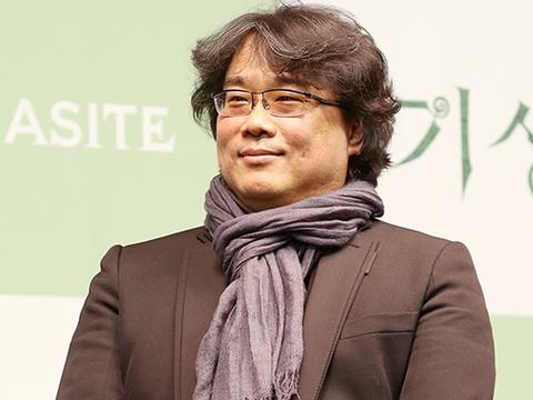 奉俊昊将制作海洋生物动画片 已完成剧本邀请配音