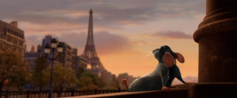 皮克斯官推邀你回味:皮克斯动画里那些美丽的地方……
