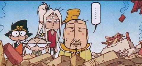 """""""怒气乱斗""""结束之后,天宫已经变成废墟,老外却成为最大赢家!"""