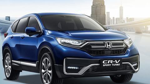 超过哈弗H6成4月SUV销量冠军 本田CR-V表现强劲